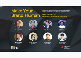[LIVE STREAM] HỘI THẢO MAKE YOUR BRAND HUMAN | HUMAN-TO-HUMAN MARKETING SEMINAR
