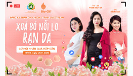 TALKSHOW MEGA WE CARE - BIO OIL